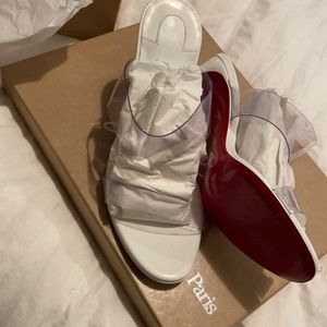 ‼️‼️SOLD‼️‼️Christian Louboutin just nothing